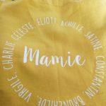 Flex Prénoms Mamie